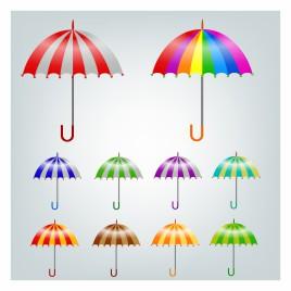 Umbrella vector art