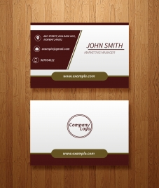 Free business card templates ai vectors stock for free download vector business card template friedricerecipe Choice Image