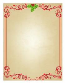 Vintage Christmas Page