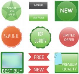 Web Labels