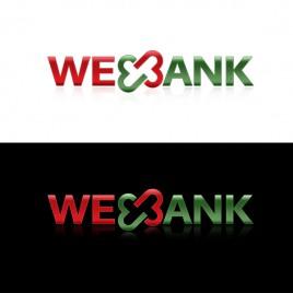 WebBank logo design
