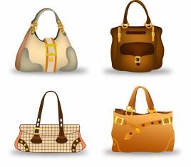 Woman Handbag Collection Set