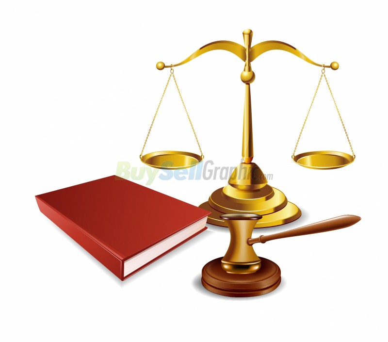 law related object set vector art vector graphic royalty Unequal Scales of Justice Clip Art Free scale of justice clip art free